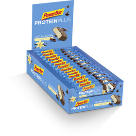 PowerBar ProteinPlus Bar Box 30x35g Vanilla